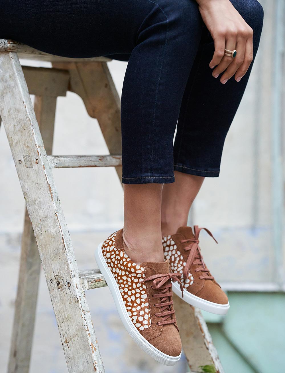 Olivia Sneakers - Doe