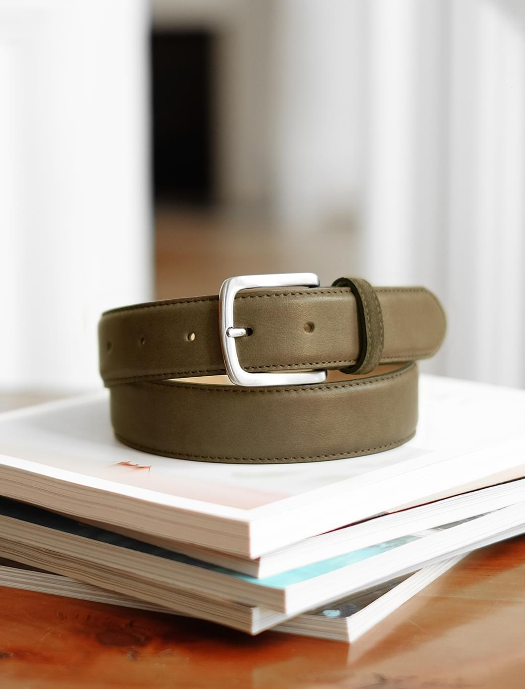 Classic belt man - Khaki