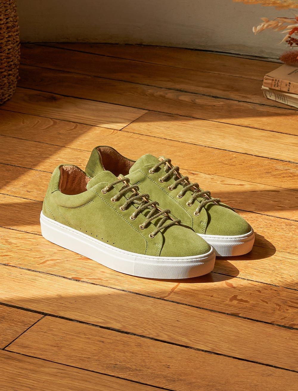 Sneakers Camille - Khaki