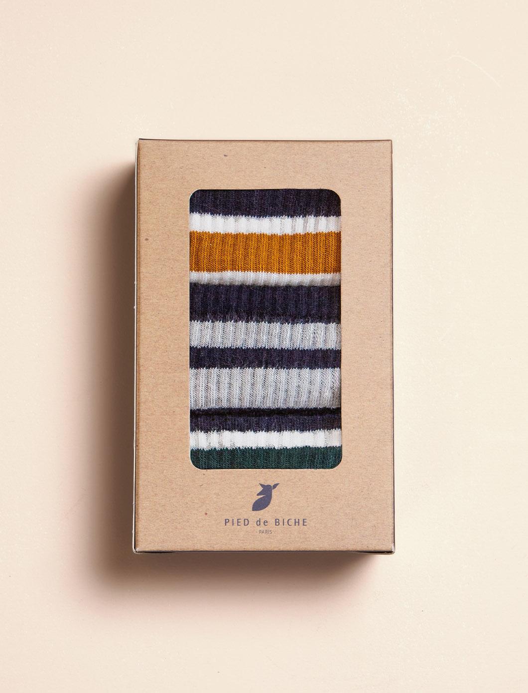 Sport Socks - Trio for Men