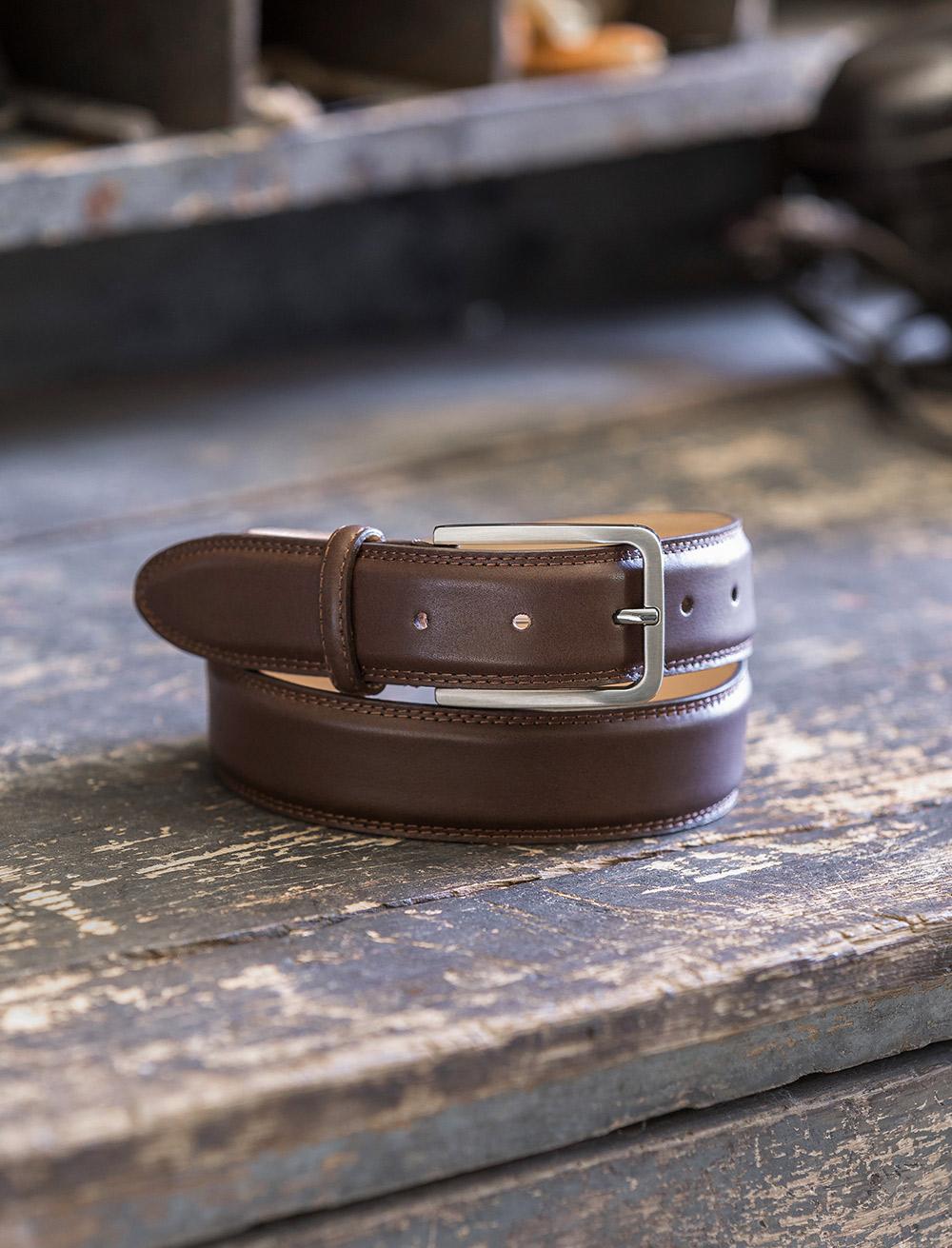 Classic belt man - Chocolate