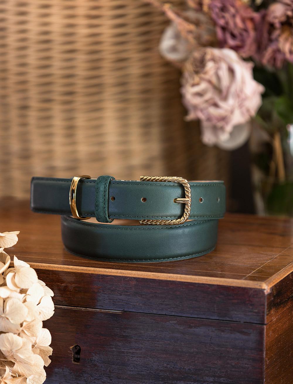 Classic belt - Green