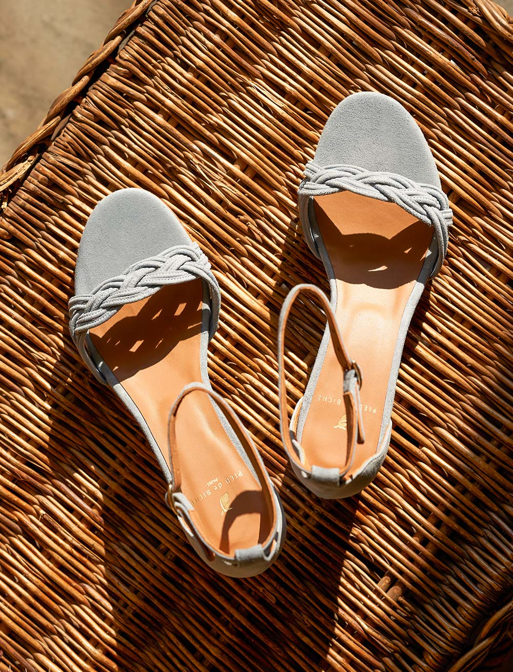 Gisèle Sandals - Pearl