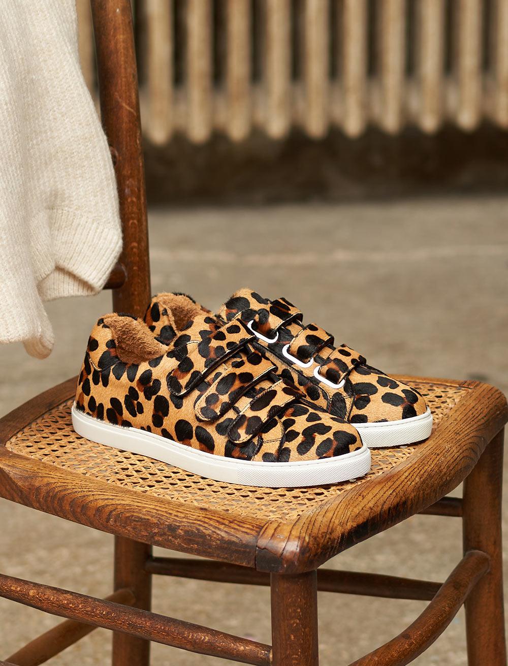 Alice sneakers - Leopard
